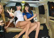 Девушки в лимузине часни фото фото 776-415